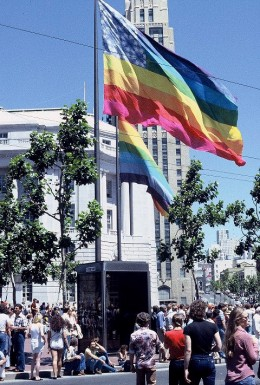 1978 Original RAinbowq Flag