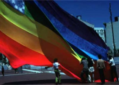 1978 Original Rainbow Flag James Mcnamara Photo1