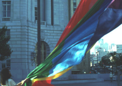 1978 Original Rainbow Flag James Mcnamara Photo2