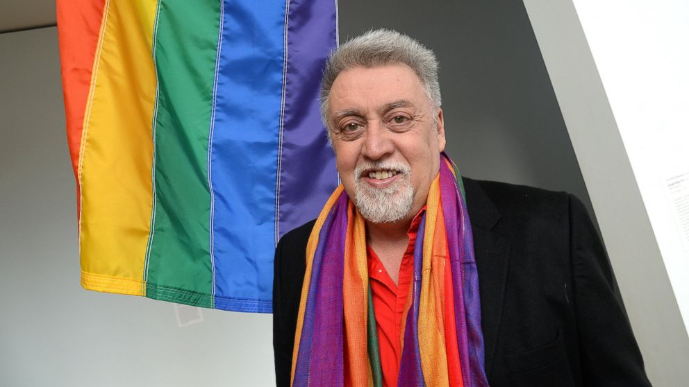Moma Acquires the Rainbow Flag