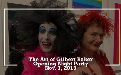 The Art of Gilbert Baker: Opening Night Photo Gallery