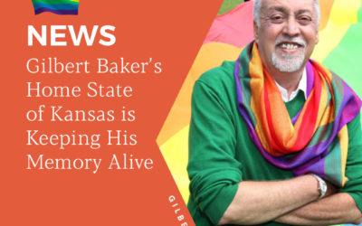 Kansas Celebrates Gilbert